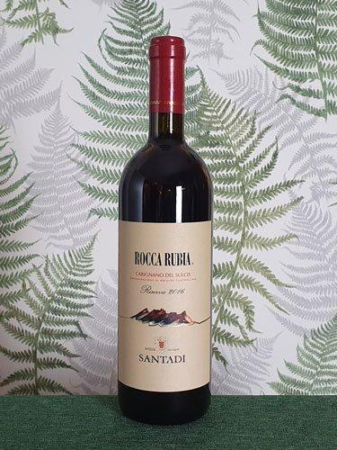 Rocca Rubia Riserva